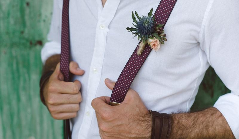 Das weiße Hochzeitshemd