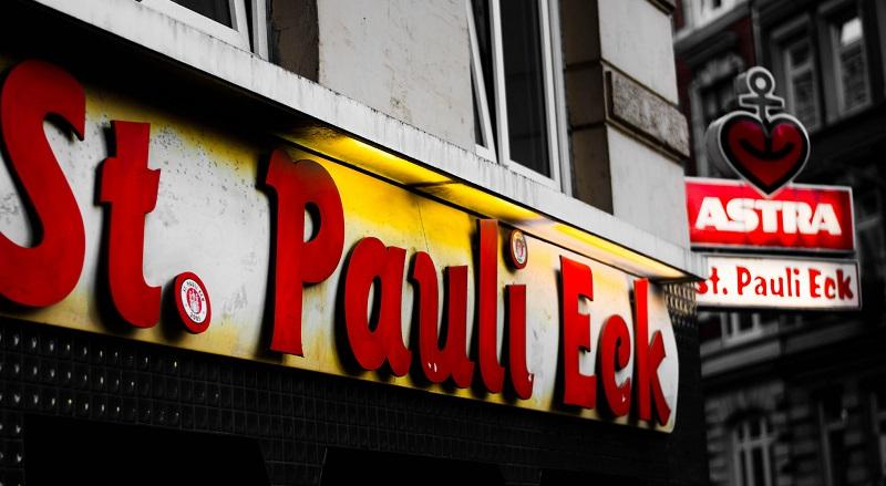 Kneipe in St. Pauli