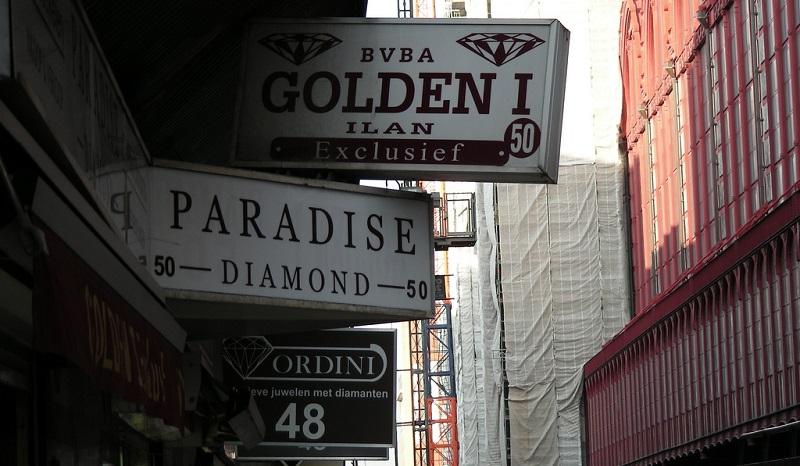 Mehrere Juweliergeschäfte