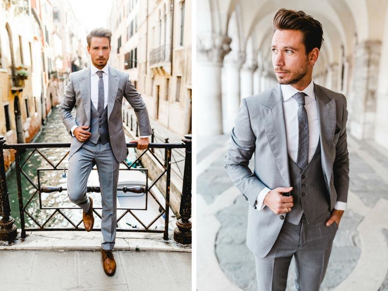 Der Bachelor Sebastian Pannek im Westenanzug