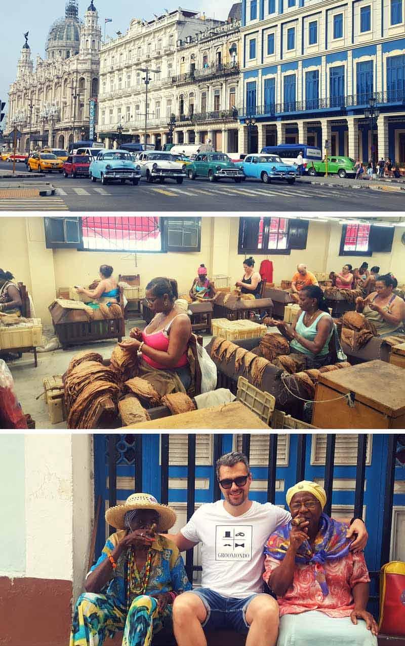 Flitterwochen auf Kuba - in Havanna