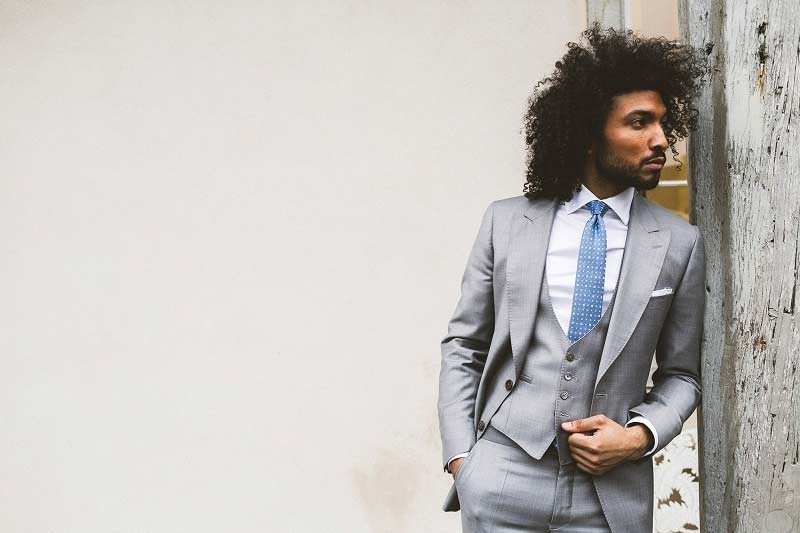The Bloke – Custom Suits