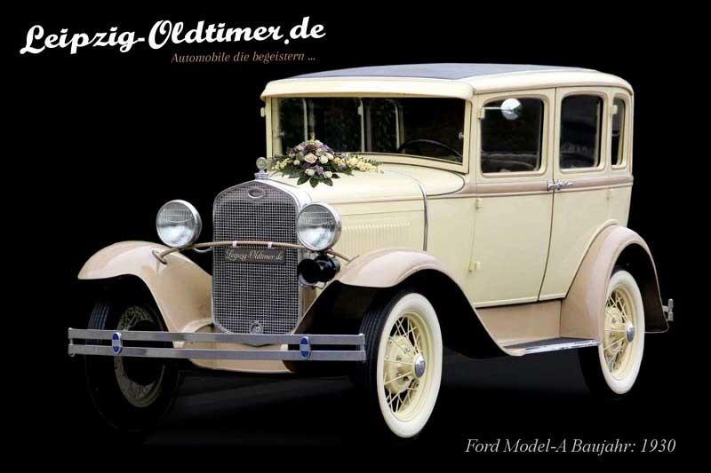Ford-Model-A-Fordor-Oldtimer-Baujahr-1930